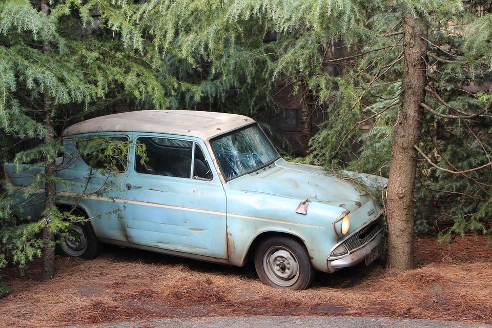 Epaviste Marseille voiture