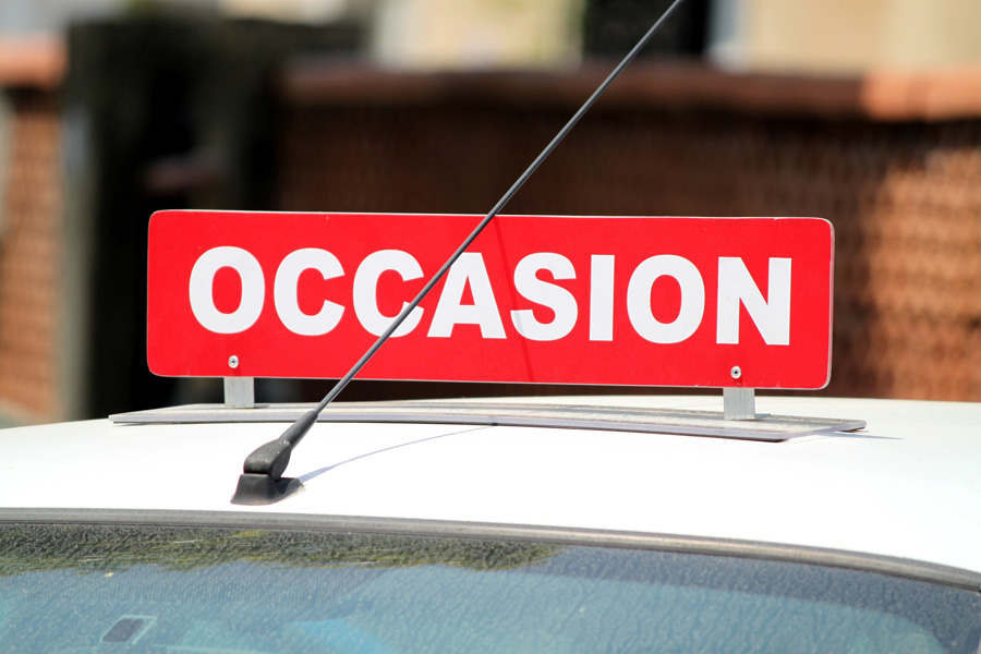 la LOA d'occasion se développe et permet d'acquérir une bonne voiture quand on est jeune